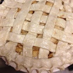 Butter Flaky Apple Pie