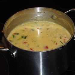 Chicken Cheese Chowder