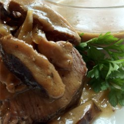 Roast Beef and Gravy Recipe