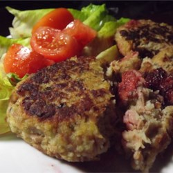 Fish Friday Tuna Burgers