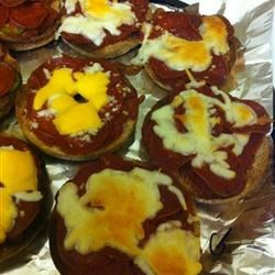Toaster Oven Pizza Recipe