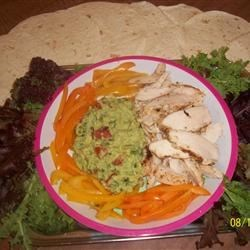 Photo of Grilled Chicken Fajitas by mikeandmelody