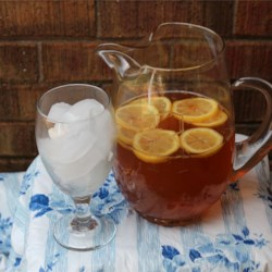 Lemon Almond Tea Recipe
