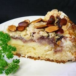 Raspberry Cream Cheese Coffee Cake ~ Recipe Group Selection:  11, August 2012