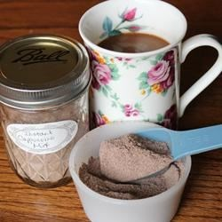 Instant Cappuccino Mix Recipe