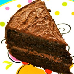 Hershey's (R) 'Perfectly Chocolate' Chocolate Cake