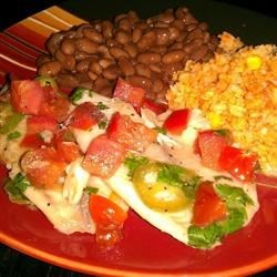 Tex-Mex Tilapia Recipe