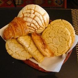 Mexican Breakfast Pastries