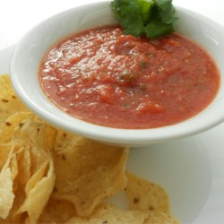 Hermano Roberto's Simple Salsa