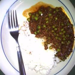 Keema (Indian-Style Ground Meat) Recipe
