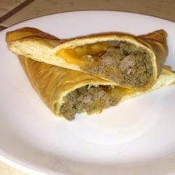 Cheeseburger Meat Pies