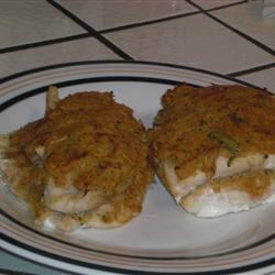 Crab Stuffed Haddock Recipe
