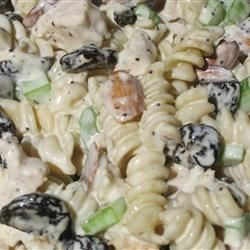 Cherry Chicken Pasta Salad Recipe