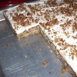 Photo of Peggy's Frosted Banana Bars by Phyllis