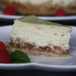 Fruit Filled Cheesecake Recipe