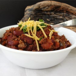 Spicy Slow-Cooked Chili Recipe