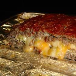 Heather's Famous Barbeque Bunyan Burger
