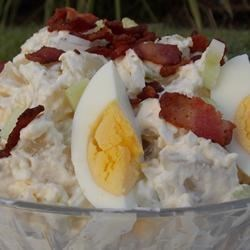 Bacon Potato Salad - Family Legacy Recipe