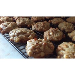 Photo of Pina Colada Cookies II by Christie Bayless