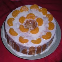 mandarin angel food cake