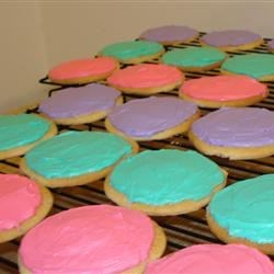Sugar Cookie Frosting