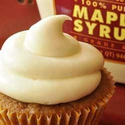 Maple Cream Cheese Frosting Recipe