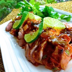 Tequila-Lime Pork Tenderloin Recipe