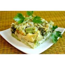 Photo of Parmesan Broccoli Bake by Robin  Blakeley