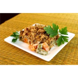 Photo of Vegetable Stuffing Casserole by MELODIC