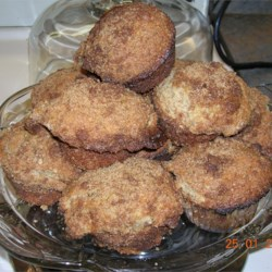 Napoleon's Banana Muffin Recipe