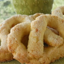 Sugar Pretzels Recipe