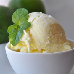 Key Lime Ice Cream Recipe