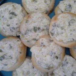 Bellepepper's Onion and Garlic Flatbread, click for recipe