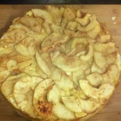 Bavarian-Style Apple Torte