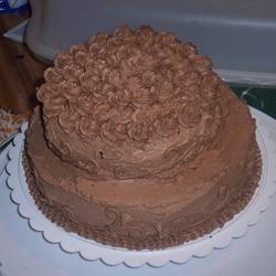 Chocolate Mocha Cake I