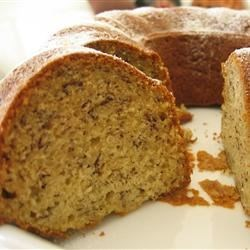 Photo of Bananas 'N' Cream Bundt Cake by Oma  Rollison