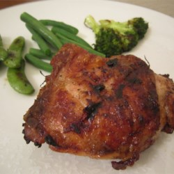Grilled Five Spice Chicken Recipe