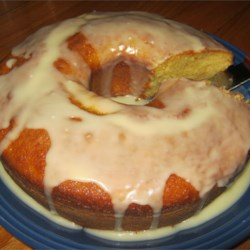 Sour Cream Bundt Cake Recipe