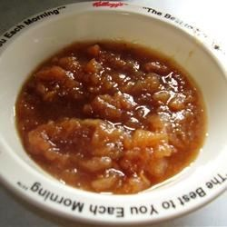 Spiced Slow Cooker Applesauce Recipe