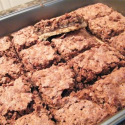 Dream Bars II Recipe