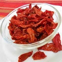 Sun-dried Tomatoes I Recipe