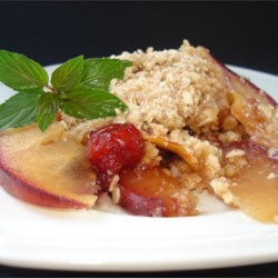 Hawaiian Fruit Crumble