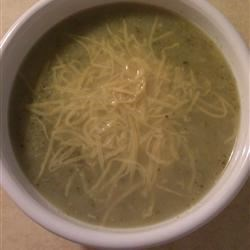 Low Carb Broccoli Soup