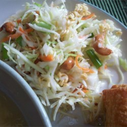 Chinese Cabbage Salad I Recipe