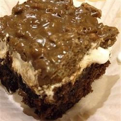 Krispy Brownie Delights Recipe