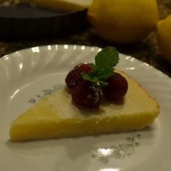 Tart Lemon Triangles