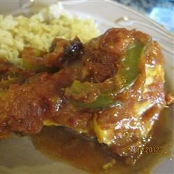 Creole Chicken II Recipe