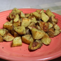 Baked Rosa Maria Fries Recipe