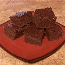 Extra Caffeinated Brownies
