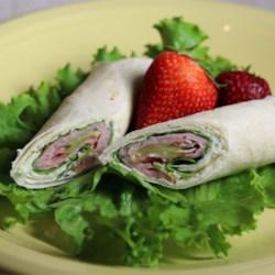 Ham Pinwheels Recipe